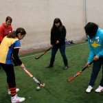Liga de Deportes October 2012 Hockey Workshop