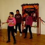 Singing and Dancing at VE Global Festival de Arte