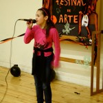 Performance at Festival de Arte