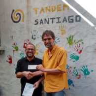 VE Global Tandem Santiago Language School Collaboration